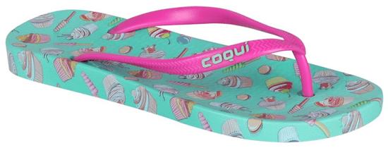 Coqui Kaja 36 vícebarevná