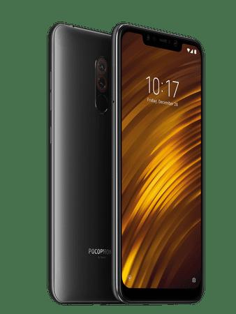 Xiaomi GSM telefon Pocophone F1 6/64GB, črn