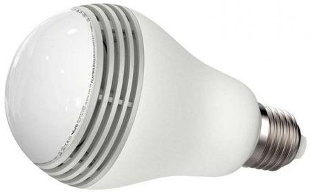 f301dac79 Playbulb Color inteligentná LED Bluetooth žiarovka s reproduktorom ...
