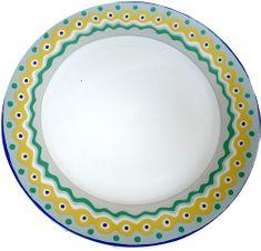 Oilily TTC dezertní talíř 19cm, 4 ks 15207
