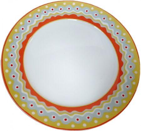 Oilily TTC dezertní talíř 19cm, 4 ks 15208