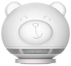MiPOW Playbulb Zoocoro Bear intelligens LED éjjeli lámpa hangfallal