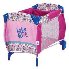 Hauck łóżeczko turystyczne dla lalek Baby Alive