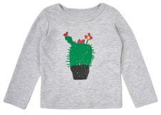 Garnamama Dětské tričko s kvetoucím kaktusem