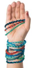 Spin Master Cool Makers kiegészítő cérna karkötő fűzőhöz - jewels