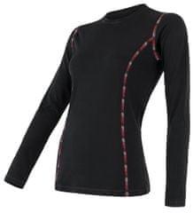 Sensor ženska majica z dolgimi rokavi Merino Air