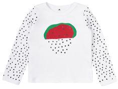 Garnamama otroška majica z lubenico