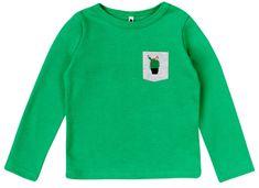 Garnamama otroška majica s kaktusom