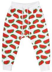 Garnamama otroške hlače z lubenicami