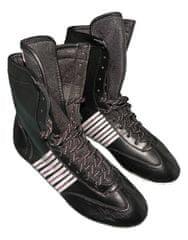 Phoenix Division čevlji za boks, 39, črni