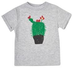 Garnamama Dětské tričko s kaktusem