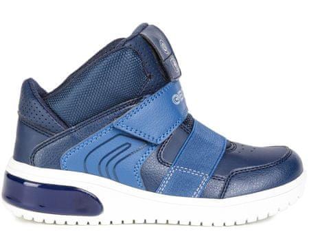 Geox chlapecké tenisky XLED 31 modrá
