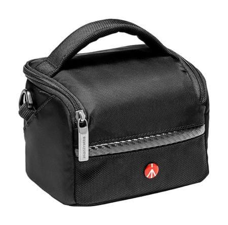 Manfrotto ramenska torba MA-SB-A1, črna