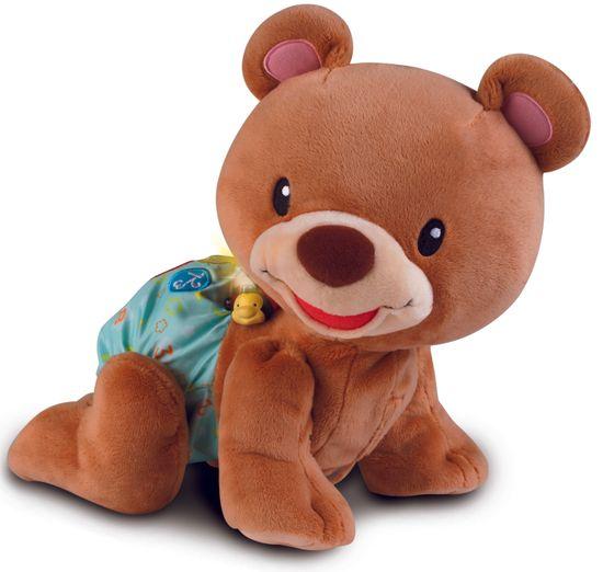Vtech Lezúci medvedík CZ - zánovné