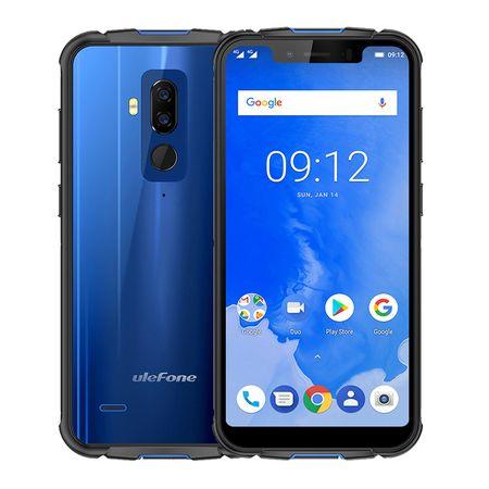 Ulefone Armor 5, 4GB/64GB, modrý