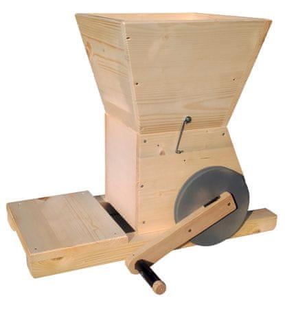 Portoss mlin za sadje, ležaj