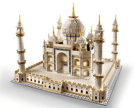 LEGO Zestaw Creator Expert 10256 Taj Mahal