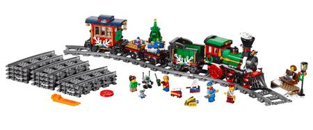 LEGO zimski praznični vlak Creator Expert 10254