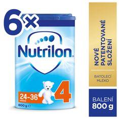 Nutrilon 4 - 6 x 800g