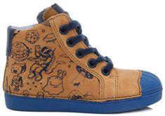D-D-step buty za kostkę chłopięce