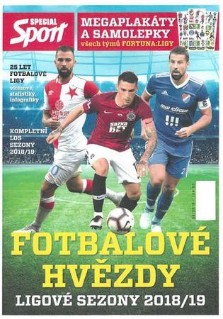 kolektiv autorů: Sport Speciál - Fotbalové hvězdy ligové sezony 2018/19