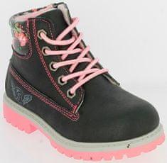 V+J buty zimowe za kostkę dziewczęce