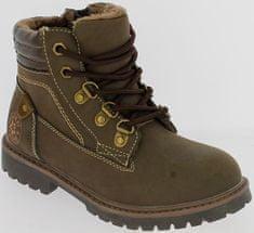 V+J fiú téli cipő