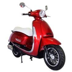 CLS MOTORCYCLE CLS VIENNA 125i 6,5 kW červená