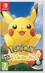 Nintendo igra Pokémon Let's Go, Pikachu! (Switch) datum izlaska: 16.11.2018.