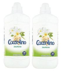 Coccolino omekšivač za rublje Simplicity Jasmine, 2 x 1,45 l