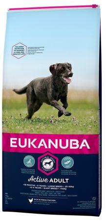 Eukanuba Adult Large Breed 15 kg