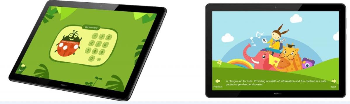 MediaPad T5, 25,6 cm (10,1), LTE