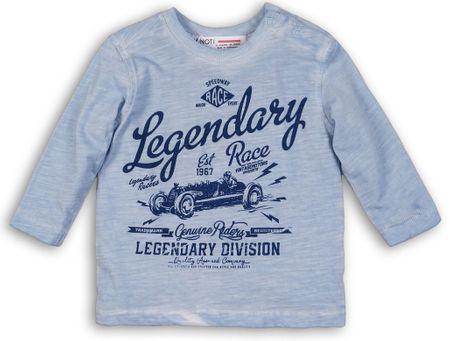 Minoti Chlapecké tričko Legendary 98/104 modrá