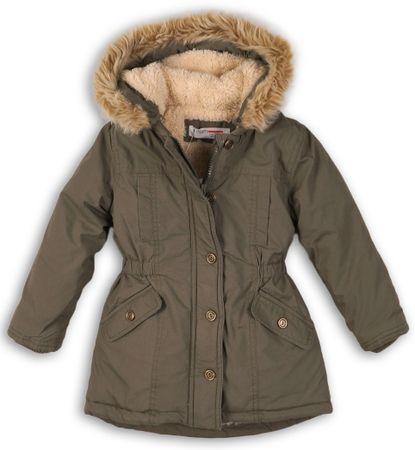 Minoti Kislány parka kabát 68 - 80 zöld