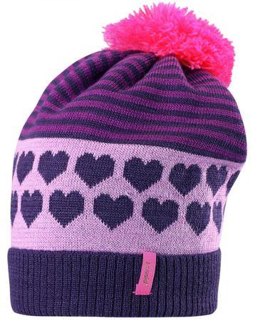 Lassie czapka fioletowy M