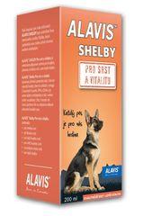 Alavis Shelby szőrzeterősítő 200 ml
