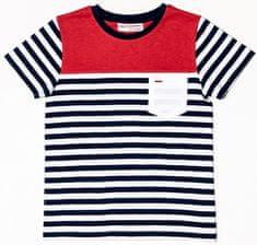 Minoti fantovska majica s črtami