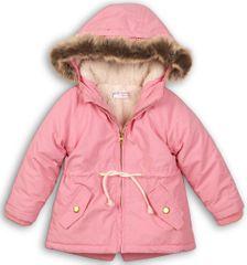 Minoti Lány parka kabát zsinórral