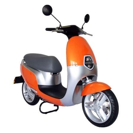 ECOOTER Elektrický skútr ECOOTER 3kW oranžová
