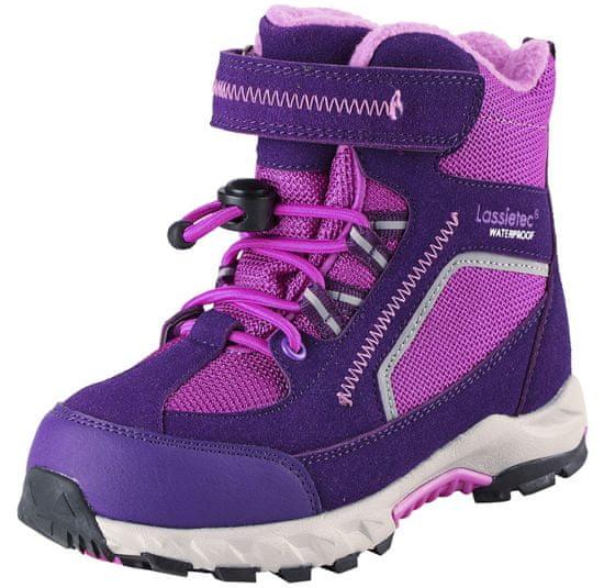 Lassie Zimní obuv Lassietec® Purple 26