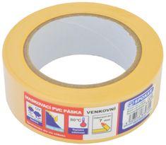 SPOKAR Maskovací páska venkovní PVC 38 mm × 33 m