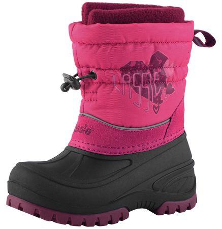 Lassie dječje zimske cipele za snijeg Pink, 25, roze