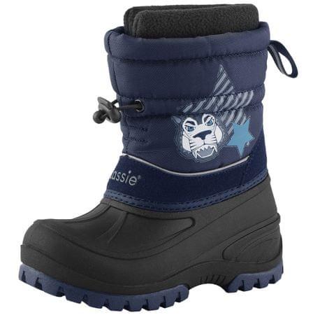 Lassie Dětské sněhule Coldwell Dark blue 24