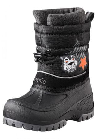 Lassie Dětské sněhule Coldwell Black 30