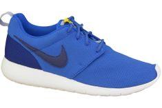 Nike Roshe One Gs 599728-417 36 Niebieskie