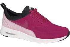 Nike Wmns Air Max Thea Premium 845062-600 36 Bordowe