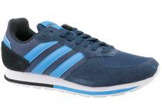 Adidas 8K DB1727 42 2/3 Granatowe
