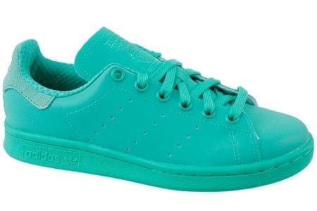 Adidas Stan Smith Adicolor S80250 36 2/3 Turkusowy