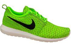 Nike Roshe NM Flyknit 677243-700 44 Seledynowe