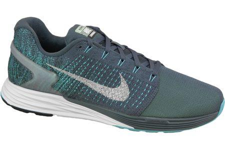 Nike Lunarglide 7 Flash  803566-400 40,5 Niebieskie